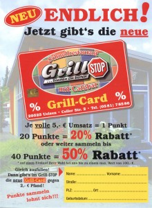 GrillCard